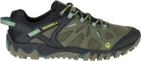 Out Chaussures Merrell Aero Campz Blaze Homme All Sur Sport Bleu qqB5Xx